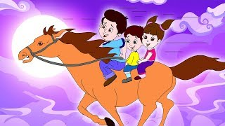 Video लकड़ी की काठी | Lakdi ki kathi | Popular Hindi Children Songs | Animated Songs by JingleToons MP3, 3GP, MP4, WEBM, AVI, FLV April 2019