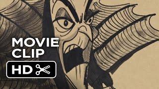 Sleeping Beauty  Diamond Edition Blu Ray Movie Clip   Arrival Of Maleficent  2014  Disney Movie Hd