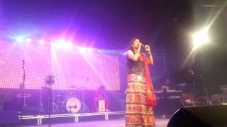 Charulatha Mani At CMR's 'Star Fest'-, Aug 24, 2013, Markham, Canada.