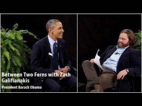 "Obama Promotes Healthcare in Funny or Die Video, Republican Screams ""Benghazi!"""