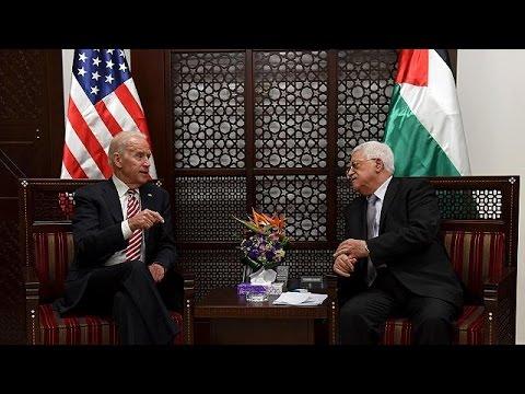Ο Τζο Μπάιντεν καταδικάζει τη σιωπή των Παλαιστινίων για τις επιθέσεις