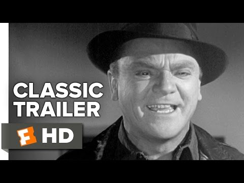 White Heat (1949) Official Trailer - James Cagney Movie