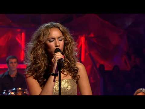 Leona Lewis – Better in Time (Live at Dancing on Ice) HQ