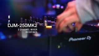 Pioneer DJ DJM-250MK2 2 channel mixer