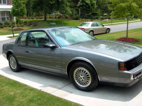 1988 Oldsmobile Trofeo Sport Edition for Sale