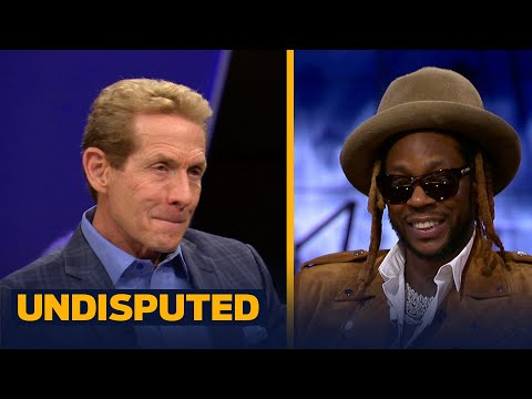 2 Chainz talks relationship with LeBron, Lakers' struggles & his new album | NBA | UNDISPUTED