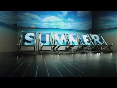 Nickelodeon Summer Campaign ; ENDLESS SUMMER - Christina Parie