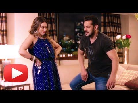 Salman Khan Sonakshi Sinha NAUGHTY ROMANCE | Nain