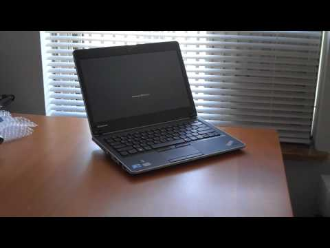 ThinkPad Edge 13 Video Review