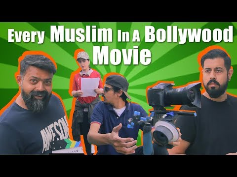 Every Muslim In A Bollywood Movie | Bekaar Films | Comedy Skit