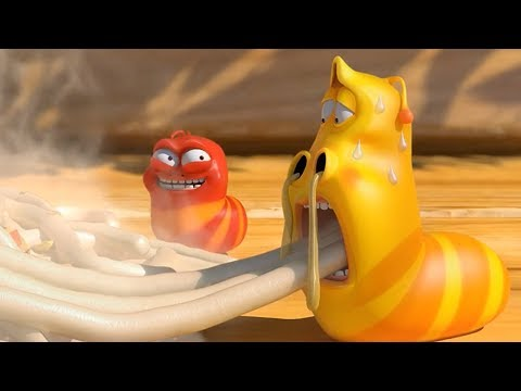 LARVA - SPICY NOODLES | Cartoon Movie | Cartoons For Children | Larva Cartoon | LARVA Official - Thời lượng: 35:40.