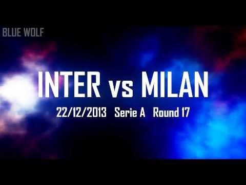 INTER vs MILAN || 22/12/2013 (видео)