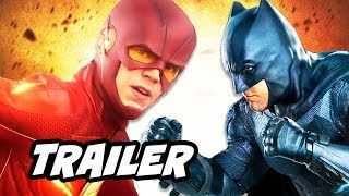 The Flash 4x03 Promo and New Batman Scene Explained
