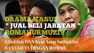 Video Khofifah dan Kiai Asep Bantah pernyataan Rommi MP3, 3GP, MP4, WEBM, AVI, FLV Maret 2019