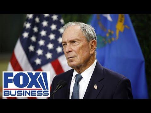 Bloomberg's billionaire status could hurt him in primaries: Mark Penn