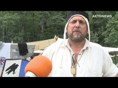 Mittelaltermarkt zu Piding / DE Piding