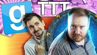 STARGATE - Gmod TTT (Garry's Mod Funny Moments)