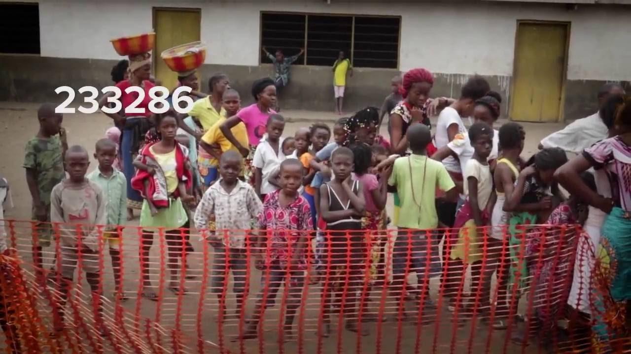 Εμβολιασμός για τον κίτρινο πυρετό στην Κινσάσα