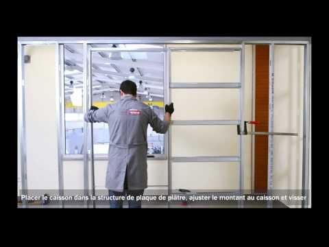 Comment poser une porte a galandage la r ponse est sur - Comment placer une porte coulissante ...