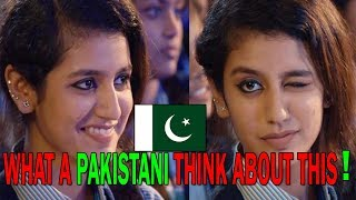 Video What a PAKISTANI thinks about Priya Prakash Varrier Viral Video! Sunday Special #3 MP3, 3GP, MP4, WEBM, AVI, FLV April 2018