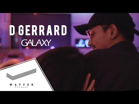 D GERRARD - GALAXY ft. Kob The X Factor 【Official Video】