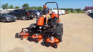 4. Jacobsen Contour AR522 rotary lawn mower for sale | no-reserve Internet auction September 27, 2017