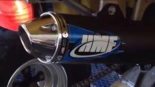 5. Suzuki ltz 400 Exhaust review