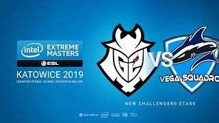 G2 vs Vega, game 1