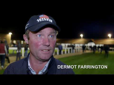 Autumn Horses in Training Sale 2017 Day 1 Video Review