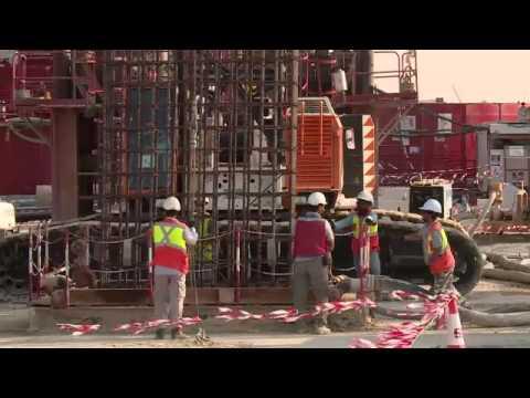 دبي تطلق اعمال بناء اعلى برج في العالم