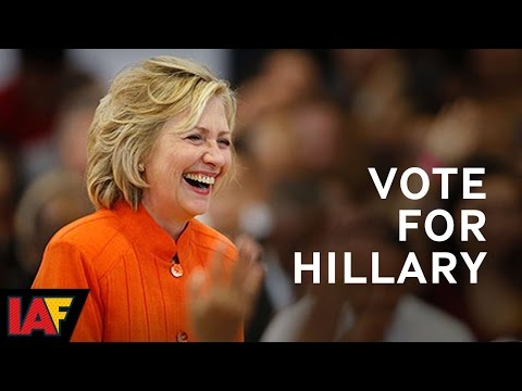 All The Reasons To Vote For Hillary Clinton