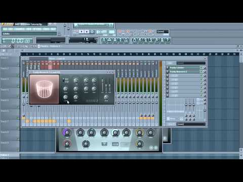 FL Studio: Full Mixdown tutorial + Mastering stuff