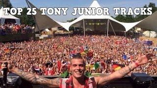 Video [Top 25] Best Tony Junior Tracks [2016] download in MP3, 3GP, MP4, WEBM, AVI, FLV Mei 2017