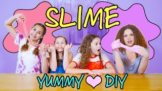 Hi Guys!  This week, we decided to make some super YUMMY SLIME using starbursts and marshmallows!  The starburst slime ended up coming out the best and it tasted sooo good!  The marshmallow slime... not so much!  haha!  Let us know if YOU decide to try this slime too and what your results are in the comment section below! New to our channel? Our names are Madison (16), Gracie (14), Sierra (13) and Olivia (11) and together we are the Haschak Sisters! We have been dancing all of our lives and LOVE music! We just started this YouTube channel and hope you'll join us on our journey! We love meeting new friends!Like our videos? We would LOVE to connect with you online and let you know when we upload future videos on our channel! If you like THIS video and want to help spread the word, it's easy! Simply LIKE, FAVORITE, COMMENT and SHARE this video with YOUR friends on Facebook, Twitter & Instagram! That really helps a lot! We love you!! xoxoOFFICIAL HASCHAK SISTERS LINKSHaschak Sisters Gear Storehttp://Shop.HaschakSisters.comYouTubehttp://YouTube.com/HaschakSistersFacebookhttp://Facebook.com/HaschakSistersTwitterhttp://Twitter.com/HaschakSistersInstagramhttp://Instagram.com/HaschakSisters