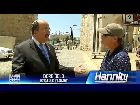 The Complete Hannity-Dore Gold Jerusalem Visit