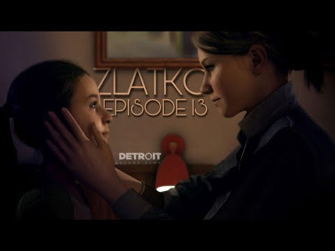 DETROIT BECOME HUMAN | EP13 | ZLATKO