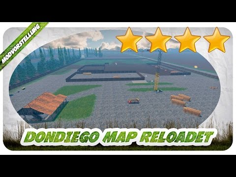 Dondiego Map Reloadet v5.2