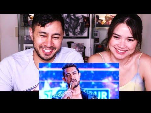 Download SECRET SUPERSTAR | Aamir Khan | Trailer Reaction! HD Mp4 3GP Video and MP3
