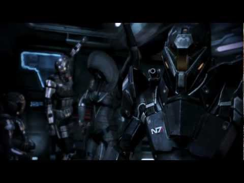 Mass Effect 3: Earth (Multiplayer DLC) Video