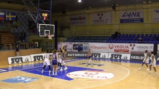 A3 Basket Umeå – Young Angels Košice – EWBL 2018/19