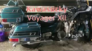 4. Kawasaki Voyager XII