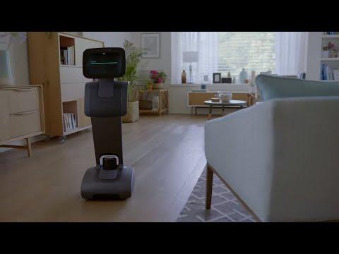 Temi, Robot, inteligente, Alexa, hogar