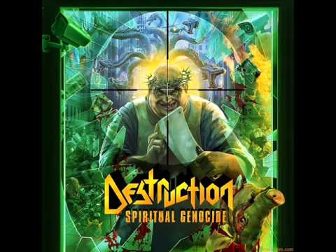 Tekst piosenki Destruction - City Of Doom po polsku