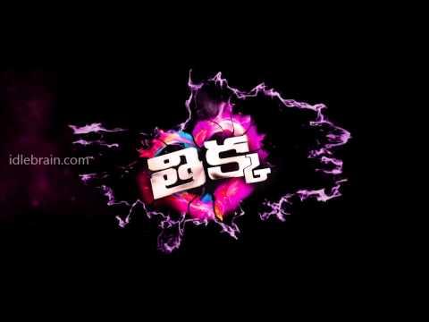Sai Dharam Tej's Thikka logo