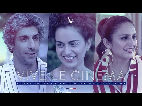 Vive Le Cinema   Series Promo   Grey Goose   Cannes