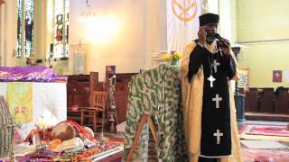 Ethiopian Orthodox Church: Melake Sion Tesfa Mikael - Siklet (Suffering Friday) Sermon