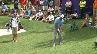 Phil Mickelson's ridiculous flop shot at FedEx St. Jude
