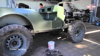 """Video BALIJEEP 4X4 - S1SP1 - """"1966 Willys CJ3b restoration"""" MP3, 3GP, MP4, WEBM, AVI, FLV Juni 2019"""