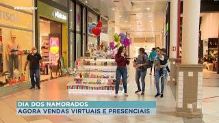 Comércio de Marília tem boas expectativas nas vendas para o dia dos namorados