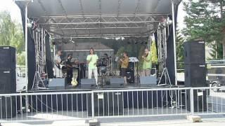 Video Marma Kansas Revival - The Wall - festival Vimperk